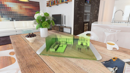 Interior Design Augmented Reality