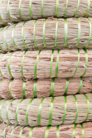 thatch: thatch stack