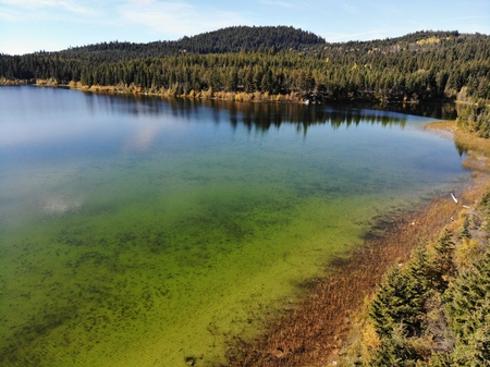 Lake colours Imagens