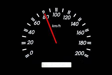 car: car speedometer