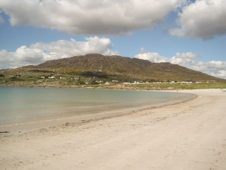 The beautiful Dogs Beach in Clifden, Ireland Stock Photo - 7869639