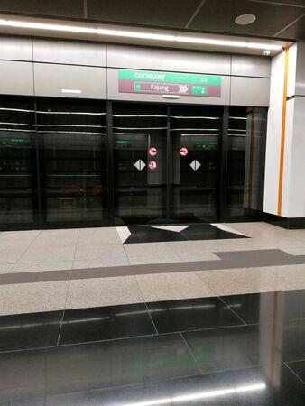 Malaysia MRT Station