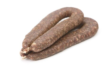 sudzhuk - one of the traditional sausage from the Turkic peoples