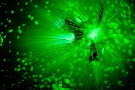 fibreglass: Decoration fibreglass lighting, photography with heart-filter, dark background