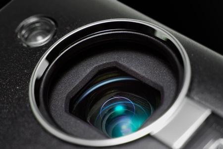 ccd: digital camera lens