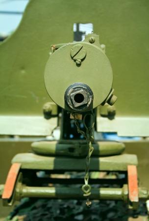 Machine-gun Maxim
