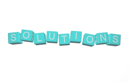 Solutions cubes