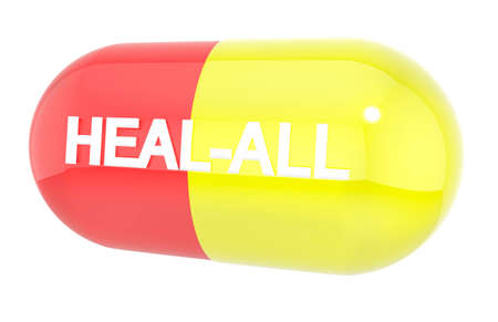 Heal all pill