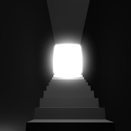 Luz no fim do t
