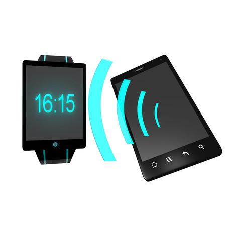 Smart watch Imagens