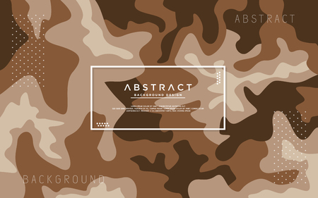 abstract camo modern background style