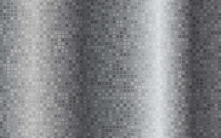Creative digital Titanium silver color with blur style background design. Graphic design template