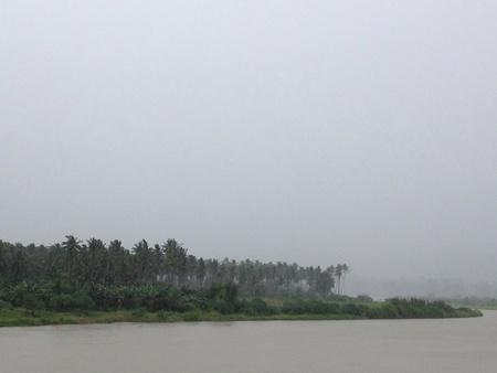 rainfall: Divided rainfall