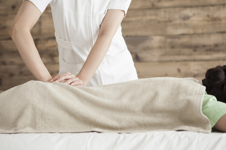 power suppliers: Woman to be the butt of massage