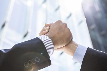 ビジネスの人々 が手を振って 写真素材 - 49819414