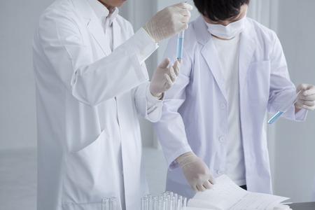 Science lesson 写真素材