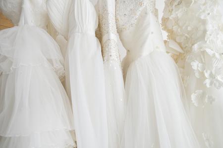 웨딩 드레스 가게 스톡 콘텐츠 - 50436328