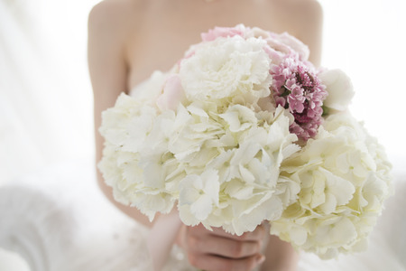 Large and gorgeous bridal bouquet