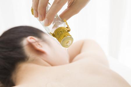 loosen up: Massage in women prone