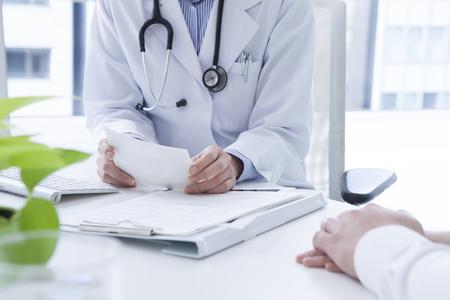 Mari d'entendre l'histoire des obstétriciens et gynécologues