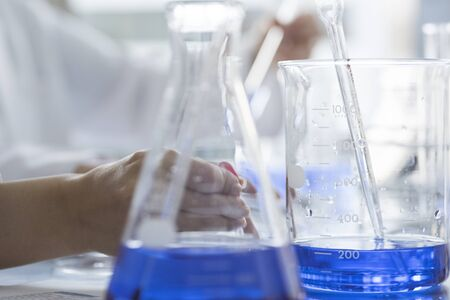 developed: Laboratory that has developed a new product