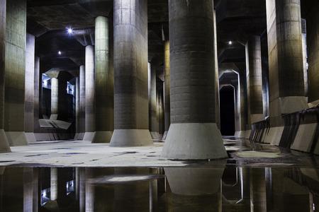 temple tank: Groundwater tank