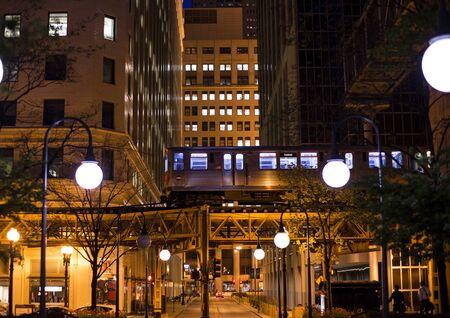 la notte della stazione