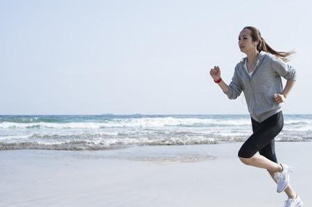 Le donne sono belle a correre
