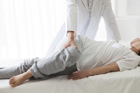 In der warmen Sonne, die beste Massage ...