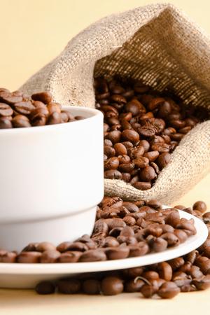 Coffee bag photo