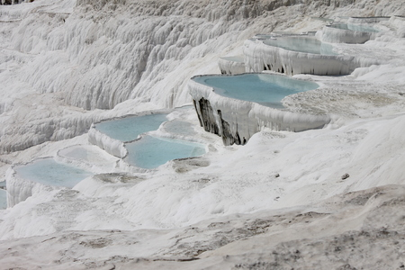 unesco: Pamukkale health resort and nature reserve in Turkey, UNESCO sitesPamukkale health resort and nature reserve in Turkey, UNESCO sites