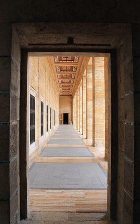 mausoleum: Anitkabir mausoleum of Ataturk, Ankara, Turkey