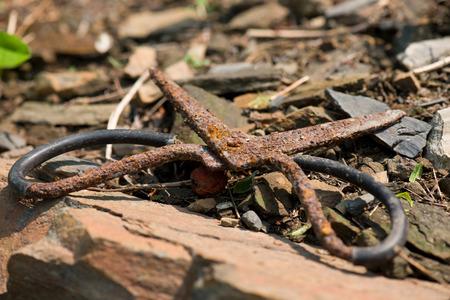 rusty: Rusty scissors