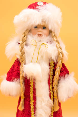 Toy under the Christmas tree, Snow Maiden