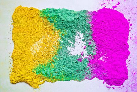color: Dry colours Stock Photo