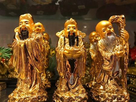 fengshui: Fengshui Buddha Stock Photo