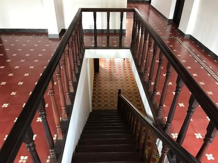 interior: Staircase