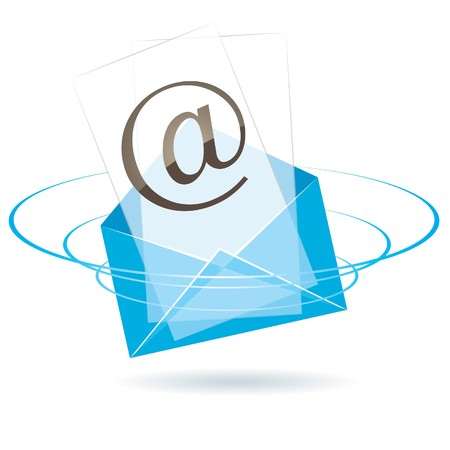 Envelope icon.  Vector