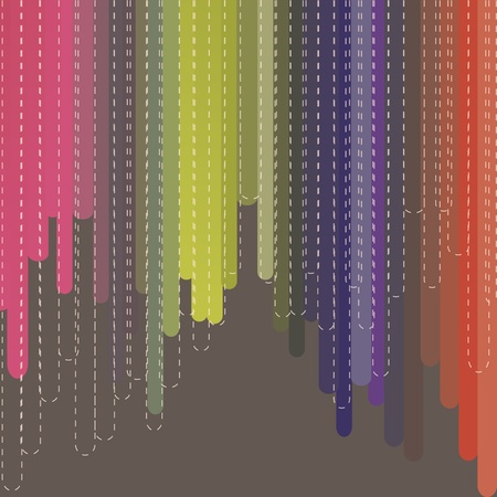 Abstract colourful background for you . illustrationrful background for you . illustration Vector