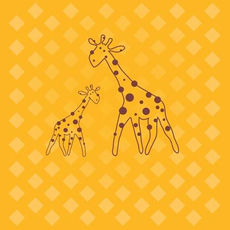 jirafa fondo blanco: jirafa.