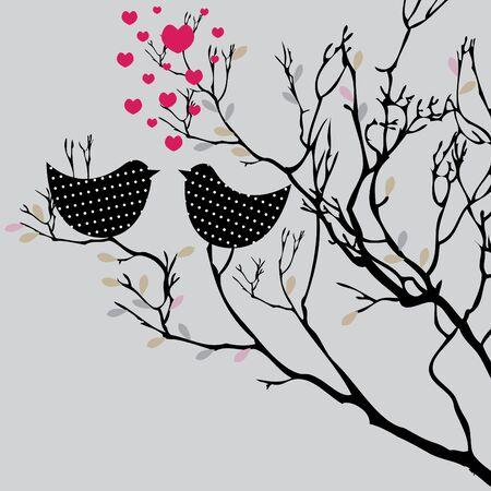 Valentines  background. vector illustration Illustration