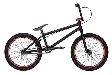 bmx bike: Professional freestyle bicycle bmx bike