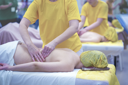 Chinese traditional massage therapy