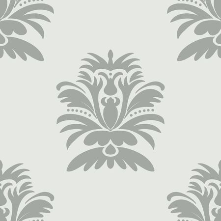 Vector Hand Drawn Damask Elements seamless repeat pattern. I call this my CELEBRATE design. Great for textile or wallpaper. Illusztráció