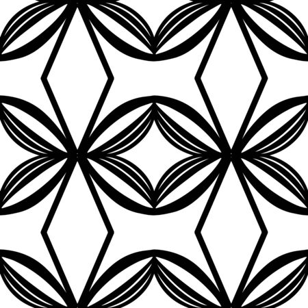 Modern Transparent Geometric Pattern Overlay vector seamless pattern. Use this trendy pattern as shown or use as an overlay. All colors can be changed.