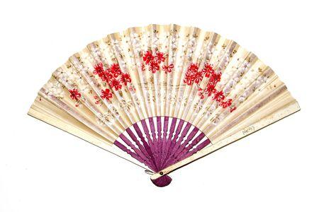 A Vintage Antique Hand Fan Ladies Accessory