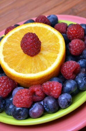 antioxidant: Superfood Antioxidant Fruit Plate