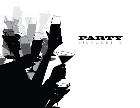 men bars: Party Toast
