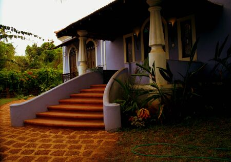 homely: cottage in goa