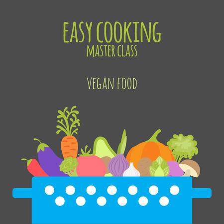 Easy cooking master class
